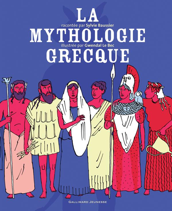 MLa mythologie grecque