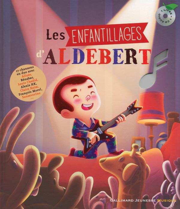 Aldebert Enfantillages 2 livre