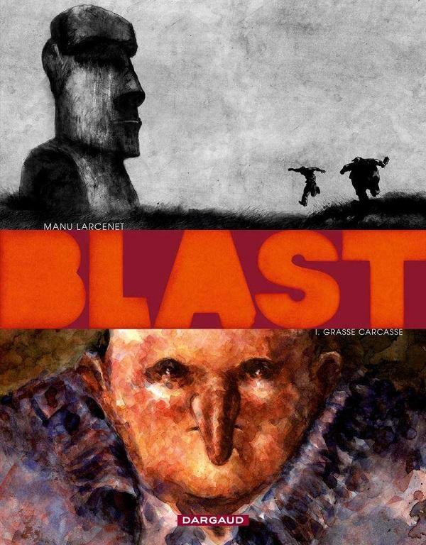 Blast Larcenet