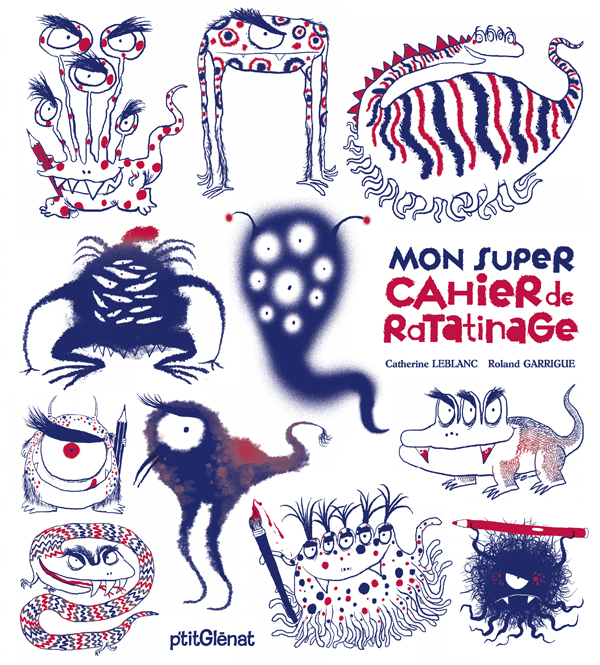 SUPER CAHIER RATATINAGE