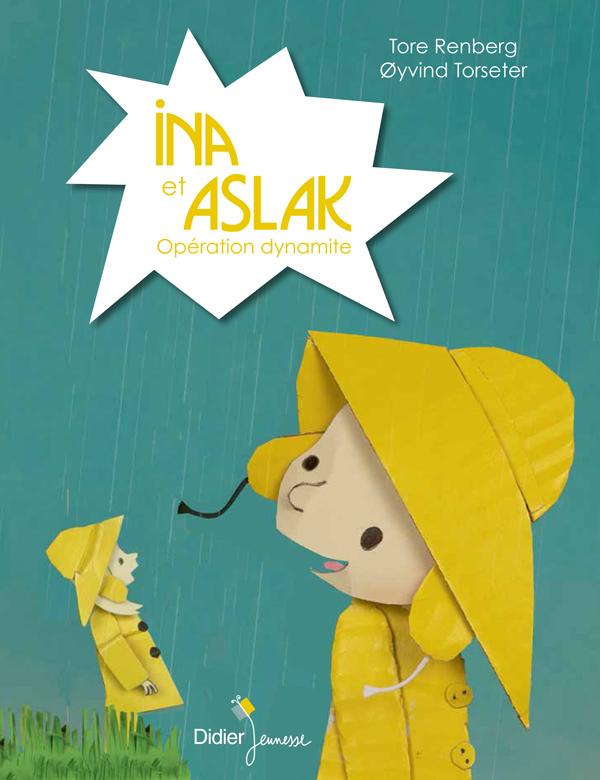 Ina et Aslak - Opération dynamite