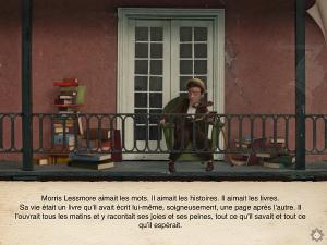 La Fantastique Histoire des livres volants de Morris Lessmore