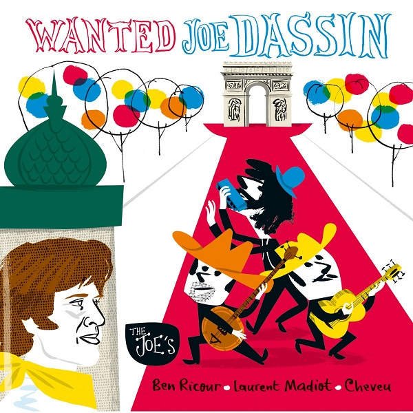 Wanted Joe Dassin