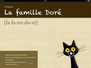 La Famille Doré