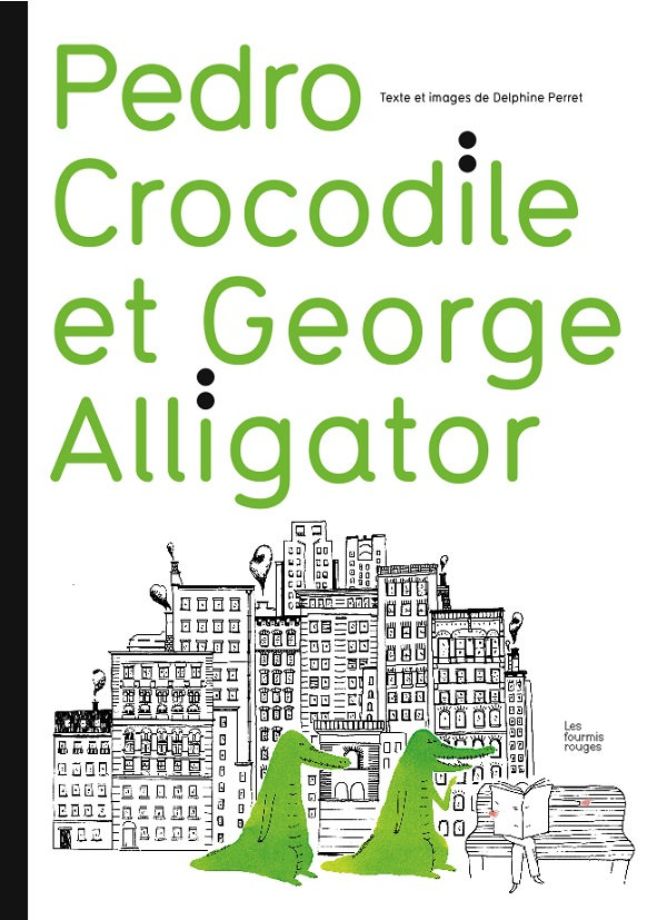 pedro crocodile et george alligator