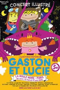 Gaston et Lucie
