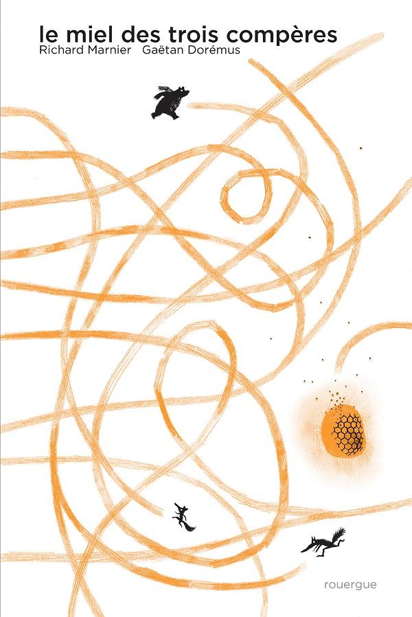 Le miel des trois compères
