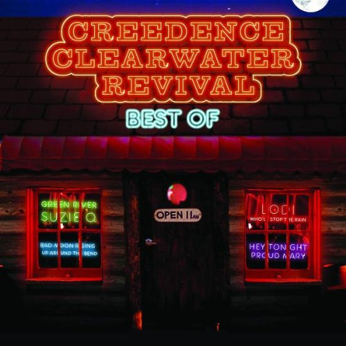 The best of Creedence Clearwater Revival