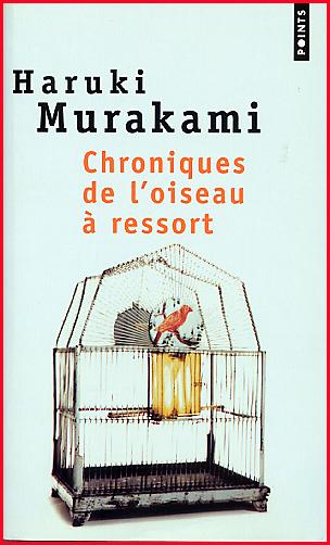 Chroniques de l'oiseau à ressort, Haruki Murakami