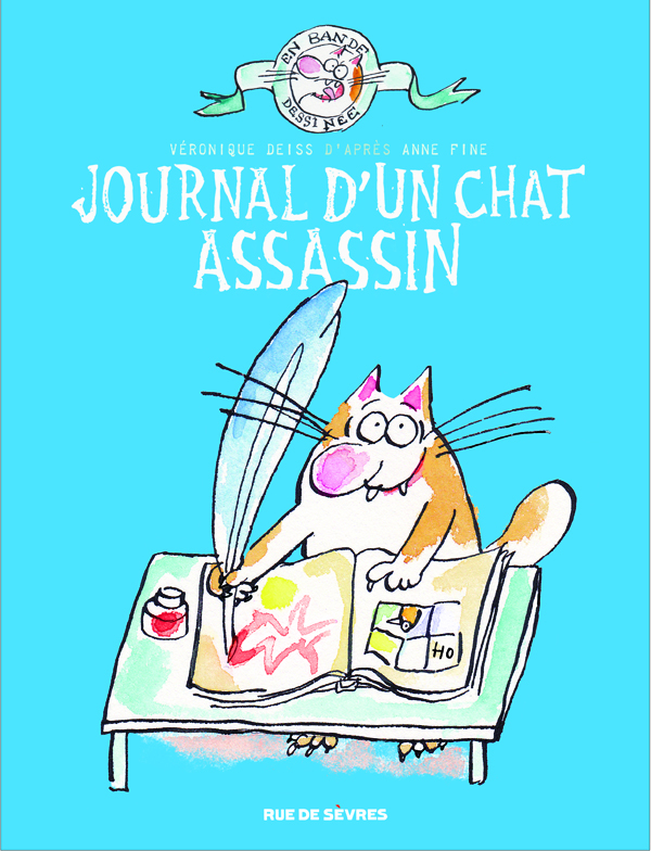 Le journal d'un chat assassin