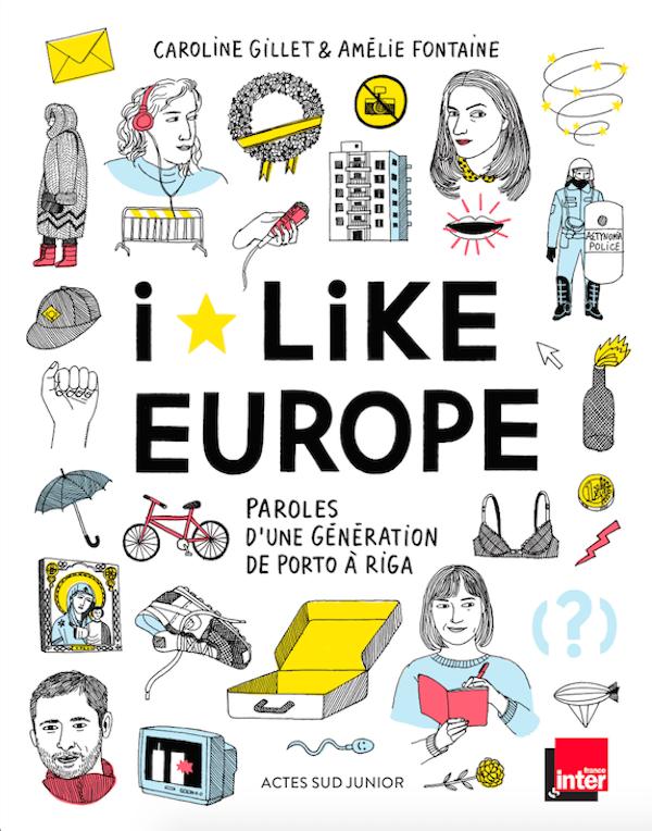 I like Europe