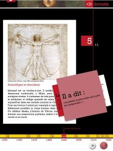 Joue avec Léonard de Vinci
