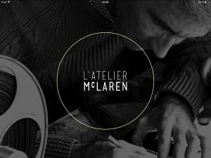 L'Atelier McLaren
