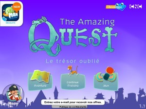 The Amazing Quest