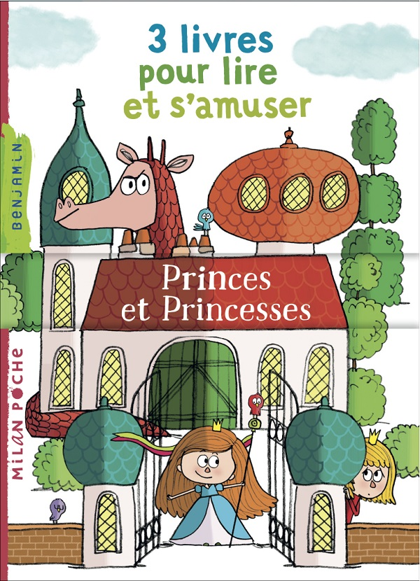 3 livres pour lire et s'amuserPrinces et princesses
