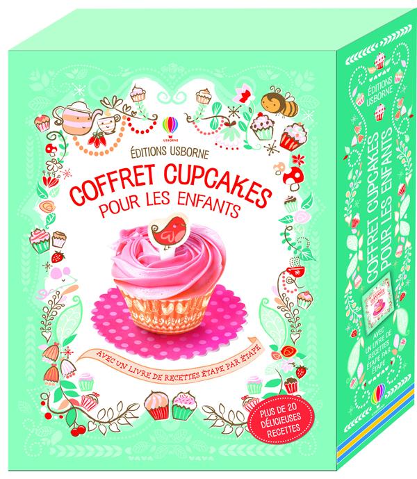 Coffret copcakes pour les enfants