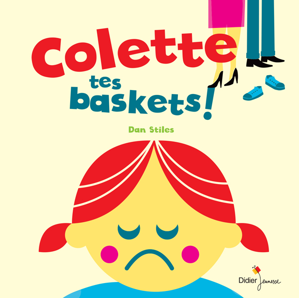 Colette tes baskets