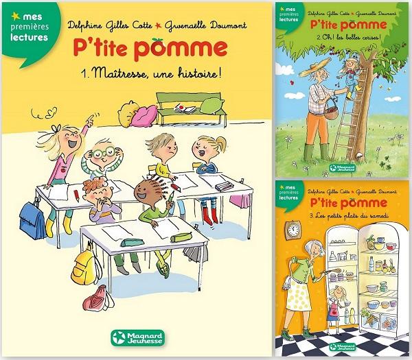 série P'tite Pomme
