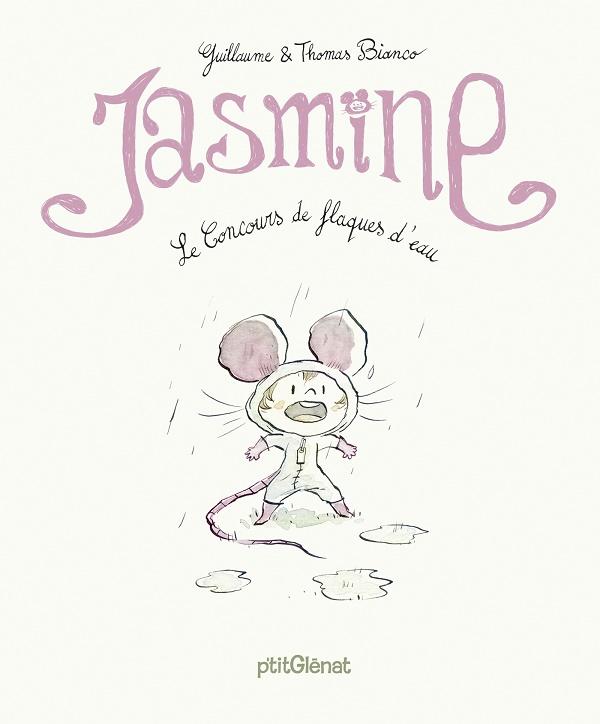 Jasmine, le concours de flaques d'eau
