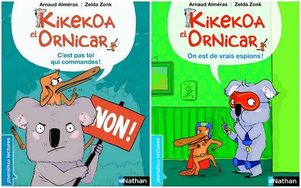Kikekoa et Ornicar