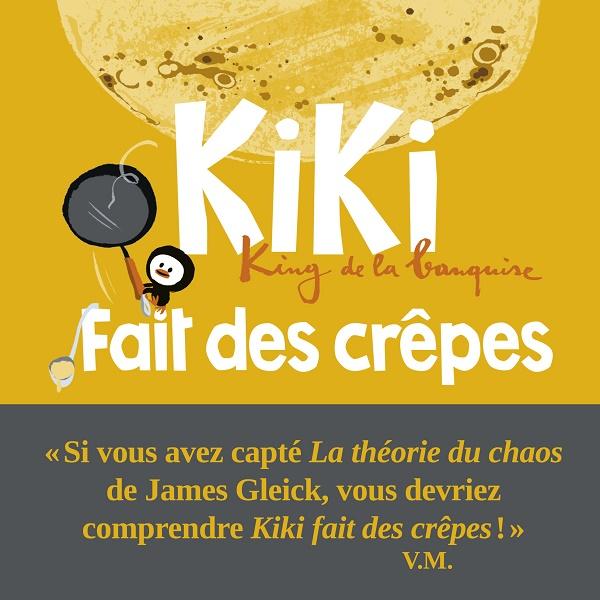 KIKI fait des crêpes