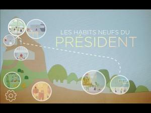 Les Habits neufs neufs du président
