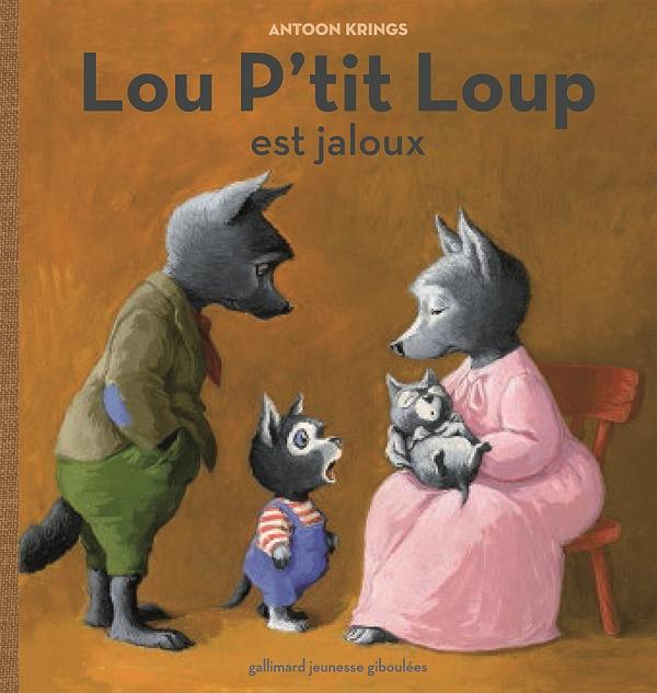 Lou p'tit loup jaloux