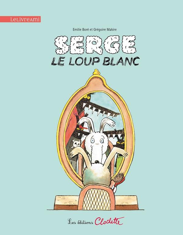 SERGE Le Loup Blanc