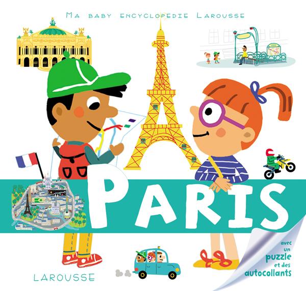 Paris ma baby encyclopédie Larousse