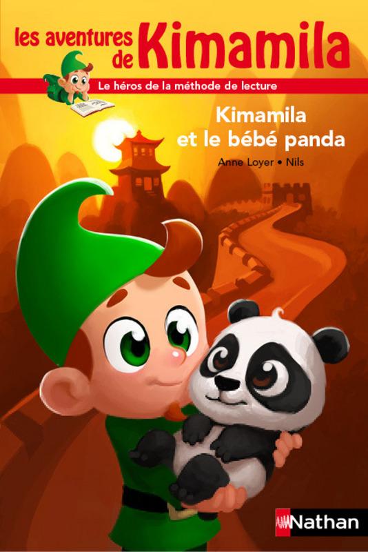 Kimamila et le bébé panda