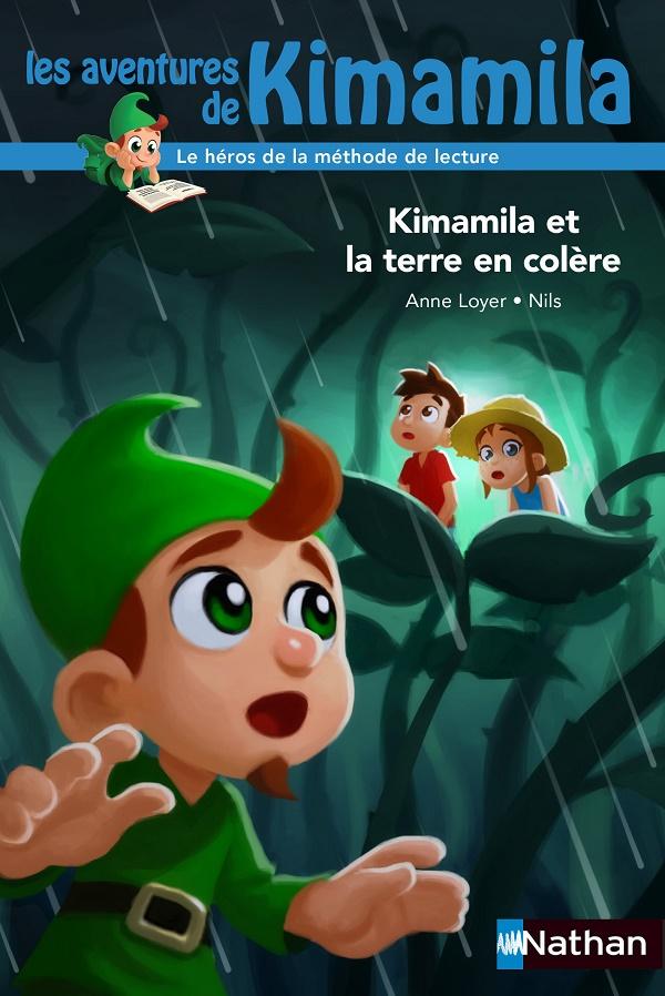 Kimamila Et La Terre En Colere