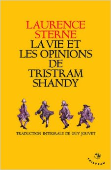 Vies et opinions de Tristram Shandy de Laurence Sterne