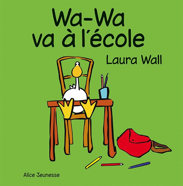 Wa-Wa va à l'école