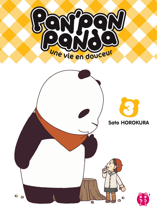 Pan'Pan' Panda 3