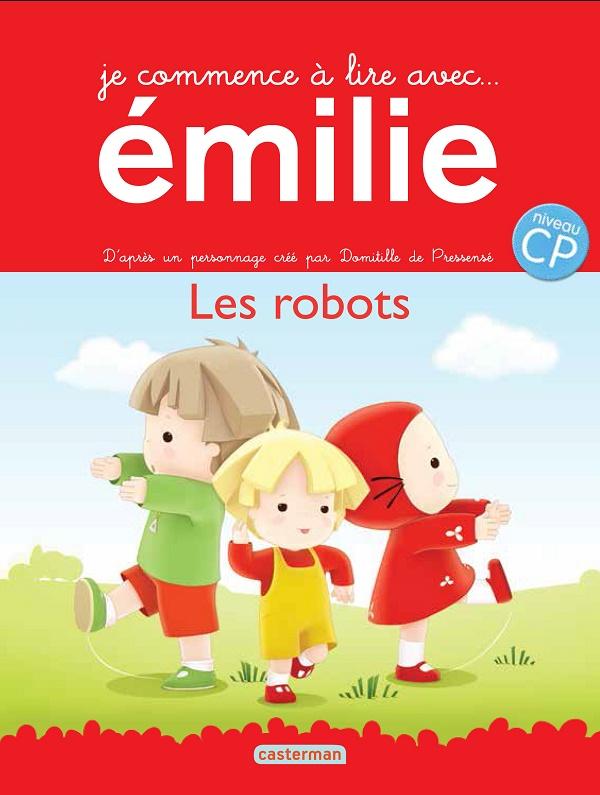 Je commence à lire T10 - Les robots