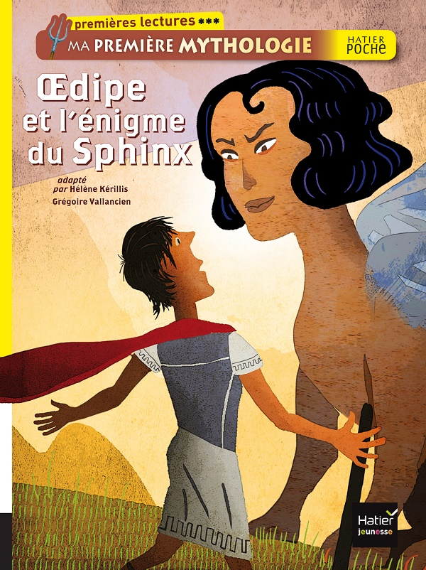 Oedipe et l'énigme Sphinx