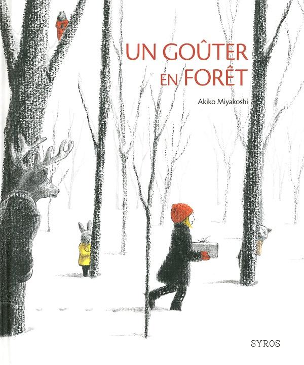 Un goûter en forêt