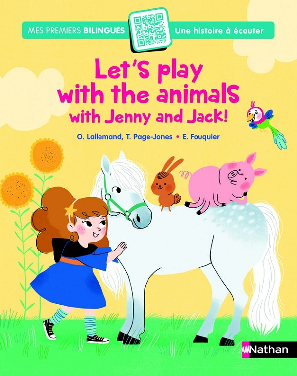 let's play with the animals