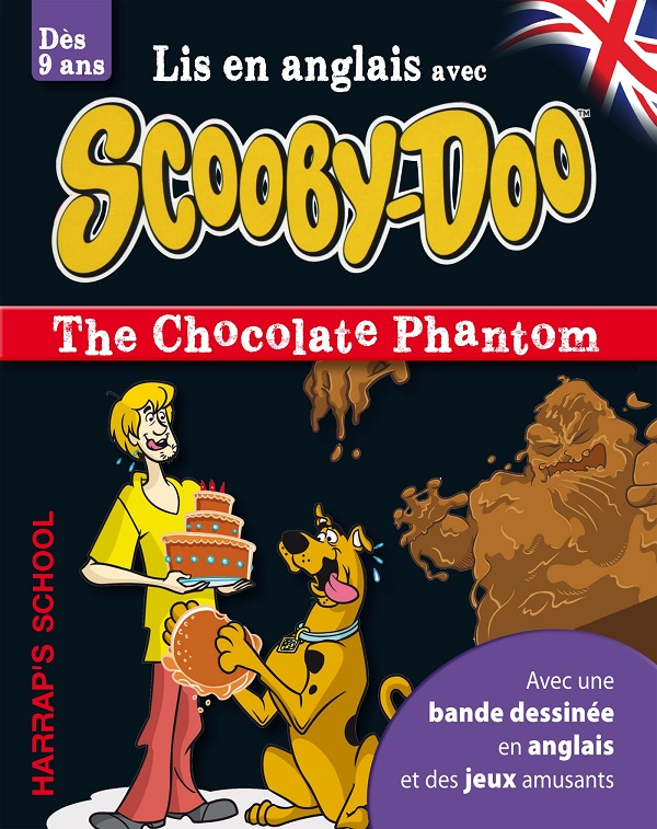 scooby-doo the chocolate phantom