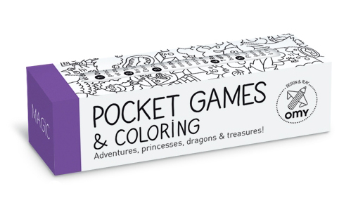 Pocket Games & Coloring