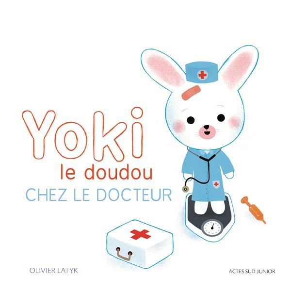 Yoki le doudou chez le docteur