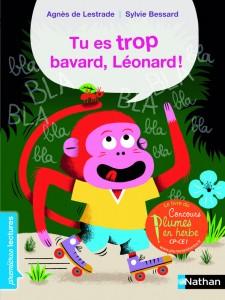 Tu es trop bavard, Léonard !