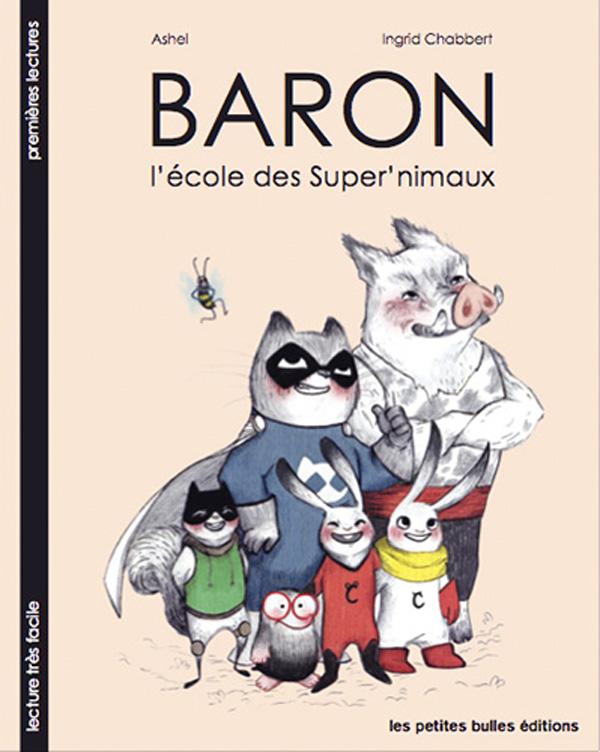 Baron l'école des Super'nimaux