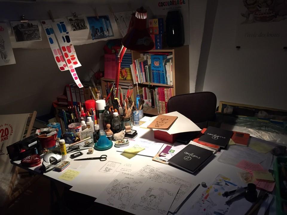 Atelier Dorothée de Monfreid