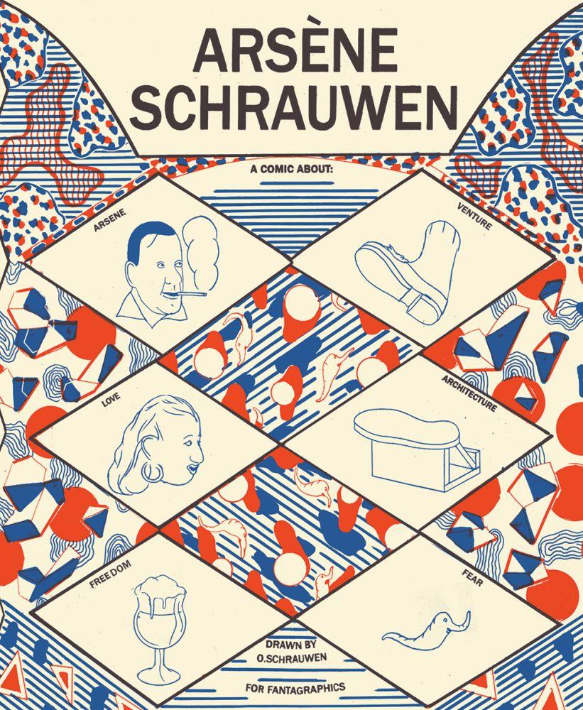 Arsène Schrauwen, Olivier Schrauwen