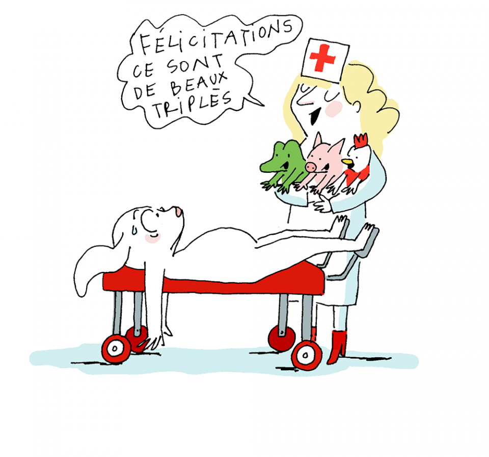 Clothilde Delacroix - Interview La mare aux mots