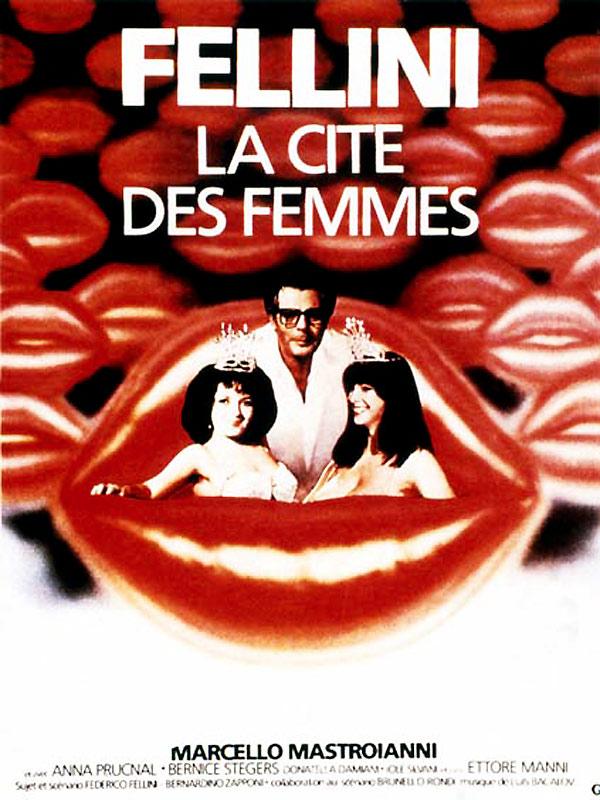 La Cité des femmes. Federico Fellini.