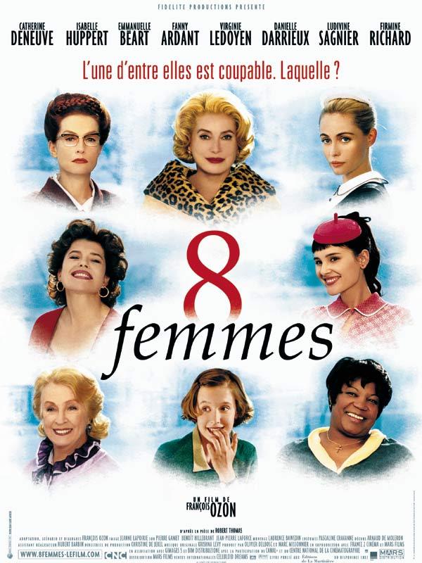 8 Femmes - François Ozon