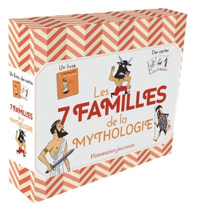 7 familles de la mythologie