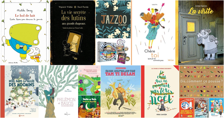cadeaux de dernière minute et livres sur noël | la mare aux mots